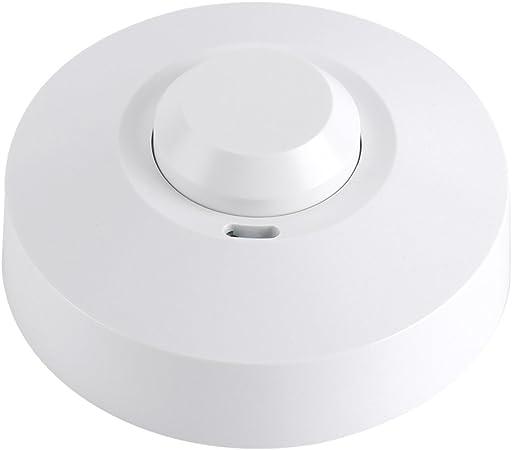 Microwave Switch Occupancy Sensor 360 degree Light Movement Detector Radar PIR