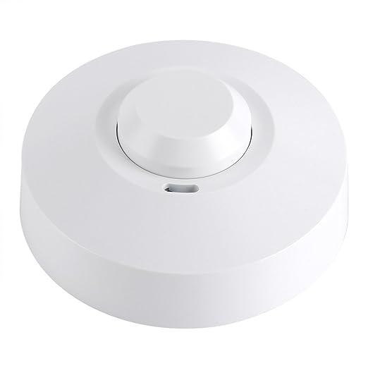 Interruptor de luz inteligente del sensor del radar del detector ...