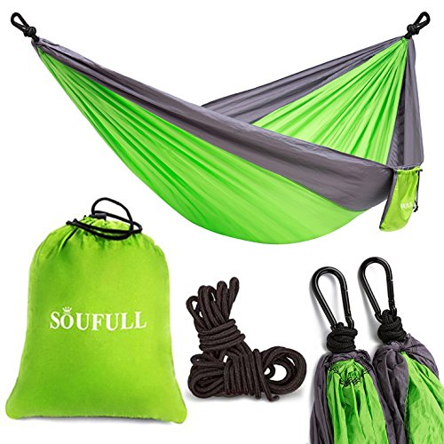 Soufull Lightweight Parachute Multifunctional Carabiners product image