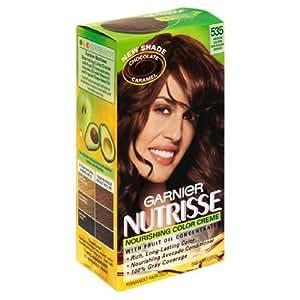 Amazon Com Garnier Nutrisse Haircolor 535 Medium Golden