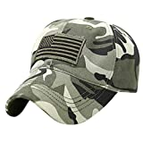 Unisex Clearance Trucker Special Hats Tactical Operator Forces USA Flag Patch Baseball Bucket Hat Summer Sun Cap Under 5 Dollars (Green)