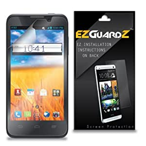 (1-Pack) EZGuardZ Screen Protector for ZTE Z998 (Ultra Clear)