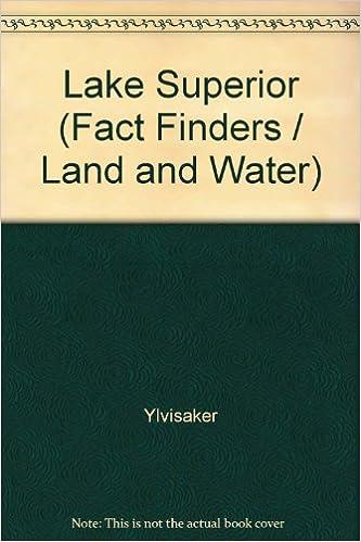 Laden Sie das Buch kostenlos auf das iPhone herunter Lake Superior (Fact Finders / Land and Water) PDF