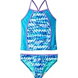 Speedo Rhythmic Tie Dye Tankini Two Piece Swimsuit