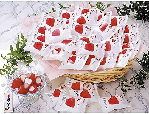 ( 産地直送 お取り寄せグルメ ) 春摘み苺アイス 36個