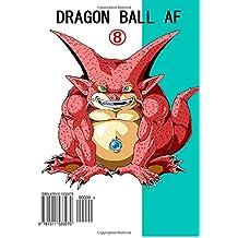 Dragon Ball AF Volume 8