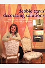 Debbie Travis' Decorating Solutions: More Than 65 Paint and Plaster Finishes for Every Room in Your Home by Debbie Travis (1999-08-31) Hardcover