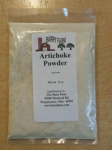 Artichoke Powder (Artichoke Powder, 2 oz.)