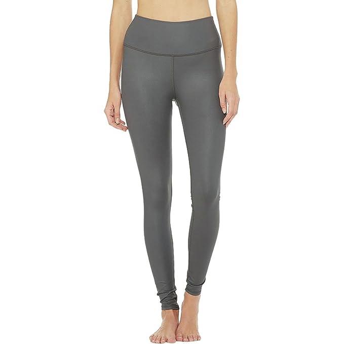 Alo Yoga ALO - Leggings de Cintura Alta para Mujer, XS ...