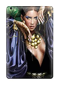 Mark Gsellman Andrews's Shop New Beautiful Fantasy Girl Tpu Skin Case Compatible With Ipad Mini 3 9503827K32735117