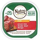 Best Nutro Canned Beefs - NUTRO Paté Grain Free Wet Dog Food Tender Review