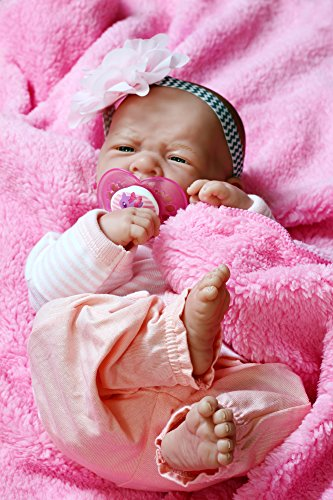 My Looovely Baby Girl Berenguer Lifelike Newborn Reborn