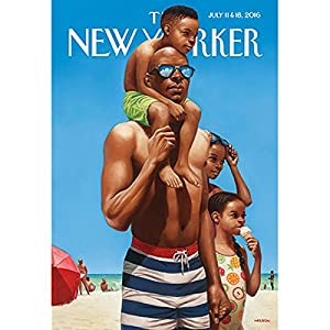 The New Yorker, July 11th and 18th 2016: Part 2 (John Seabrook, Larissa MacFarquhar, Kelefa Sanneh) Periodical