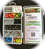 Simply Chemistry Molecular Model Set, Mega Molecules LLC, 098208692X