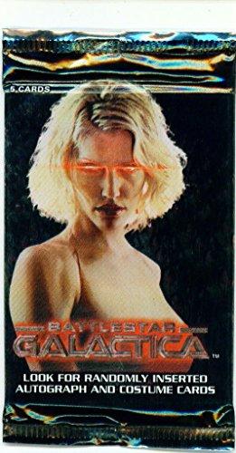 Rittenhouse Battlestar Galactica Trading Card Pack