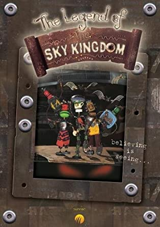 The Legend of the Sky Kingdom English, Spanish, French ...