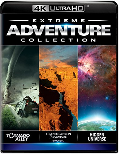 4K Blu-ray : Extreme Adventure Collection (4K Mastering, Snap Case)