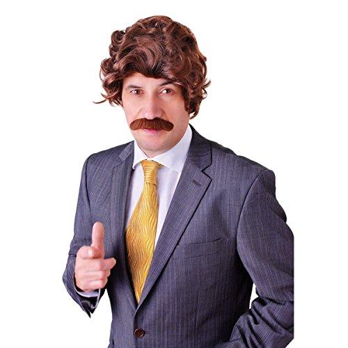 [Newsman Wig] (Newsman Costume)