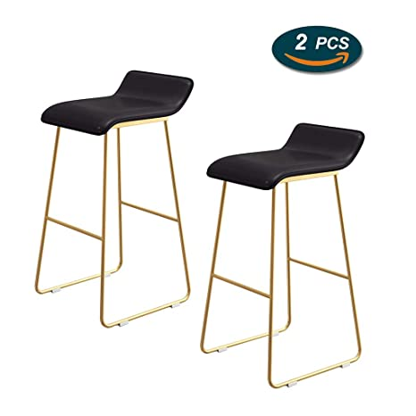 Phenomenal Amazon Com Bar Stools With Metal Legs Modern Contemporary Gmtry Best Dining Table And Chair Ideas Images Gmtryco