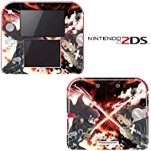 Fire Emblem Awakening Radiant Dawn Decorative Video Game Decal Cover Skin Protector for Nintendo 2Ds