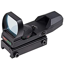 Truglo Red-Dot Sight Dual-Color Black