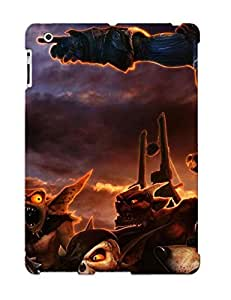 Fashionable KvKbIYD3601hPDhg Ipad 2/3/4 Case Cover For Overlord Protective Case With Design