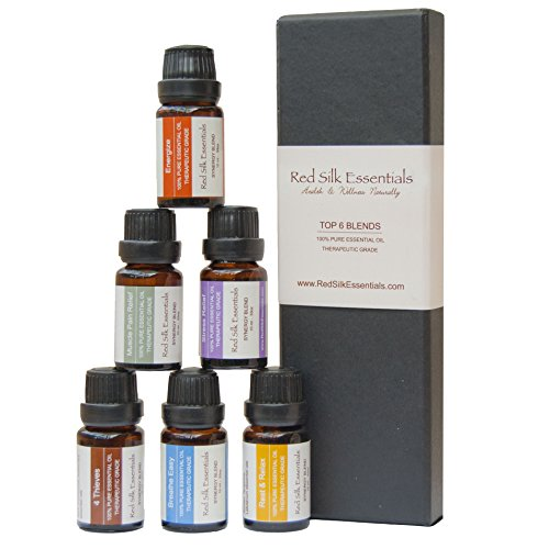 Aromatherapy Essential BLENDS Therapeutic Grade product image