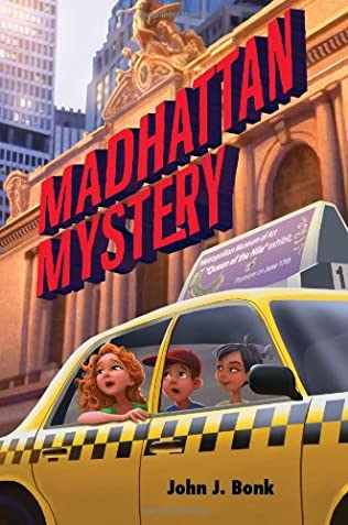 book cover of Madhattan Mystery
