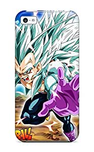 2409295K70657185 Hot Gogeta Ssj Tpu Case Cover Compatible With Iphone 5c