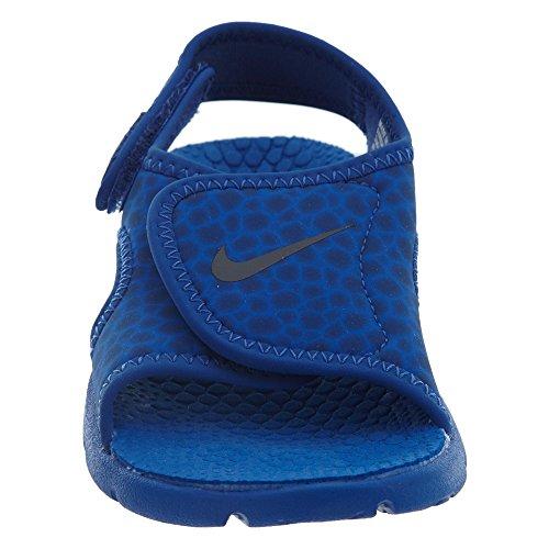 Unisex Dunkelblau Blau Con Adjust Sandalia Dunkelblau Azul Kindersandale Sunray 4 Nike blau Niños Pulsera qZO0pFS