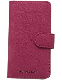 Electronic Leather Folio Phone Case 7