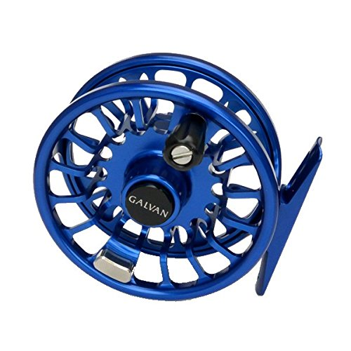 Galvan Torque 8 Fly Reel, Blue - with  gift card