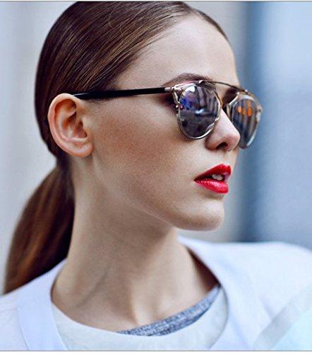 de 5 925D Vintage Unisexe JULI Shades Fashion Polarisée Lunettes Design Inspiré Soleil Rihanna Style Celebrity 56xUxqp7