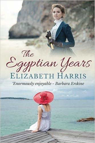 The Egyptian Years: Elizabeth Harris: 9781532902673: Amazon com: Books