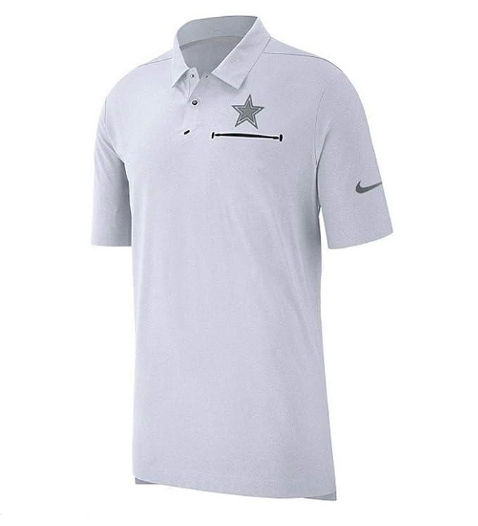 Nike NFL Dallas Cowboys Sideline - Polo para Hombre (Talla XL ...