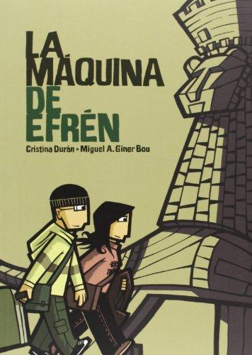 Descargar Libro La Máquina De Efrén Cristina Durán Costell