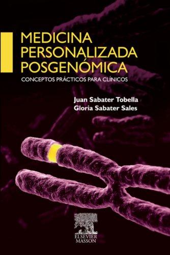 Descargar Libro Medicina Personalizada: Conceptos Prácticos Para Clínicos J. Sabater Tobella