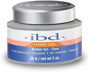 IBD Led/uv Gels Builder Clear 2oz
