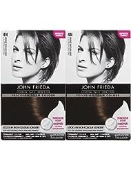 John Frieda Precision Foam Hair Colour, Dark Natural...