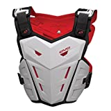 EVS F1 Roost Protector , Size: Sm-Md, Primary Color: White, Distinct Name: White, Gender: Mens/Unisex F1WH-S/M