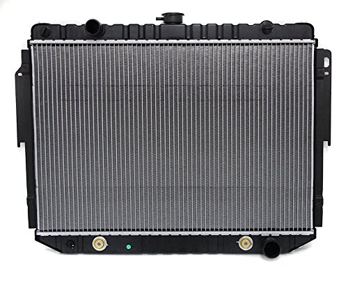 OSC Cooling Products 1707 New Radiator ()