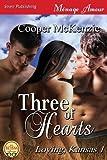 Three of Hearts [Loving, Kansas 1] (Siren Publishing Menage Amour)