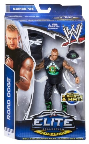 WWE Elite Collection Road Dogg Action Figure