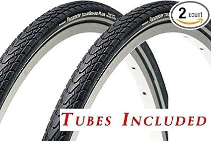 paire 2-Pack Panaracer TourGuard Bicyclette Pneu 700 x 32