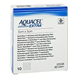 ConvaTec Aquacel Extra Hydrofiber Wound Dressing - 2 x 2 Inch