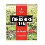 Taylors of Harrogate Yorkshire Red, 100 Teabags (Pack of 4)
