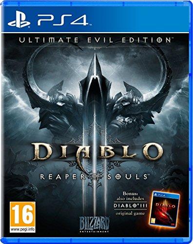 Diablo III: Reaper of Souls - Ultimate Evil Edition (PS4) (Diablo 3 Reaper Of Souls Ps4 Necromancer)