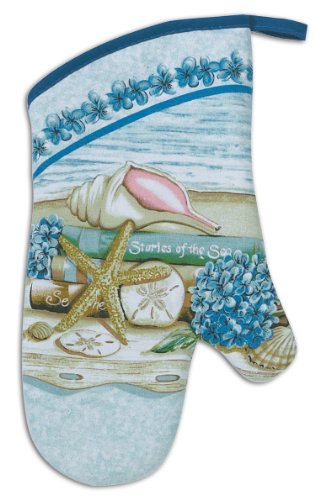 - Kay Dee Designs V0075 Stories of the Sea Oven Mitt