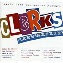 Clerks [Soundtrack] by Various Artists (1994-10-11)