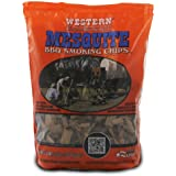 WESTERN 78074 Mesquite BBQ Smoking Chips